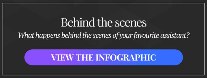 meet julie desk - infographics